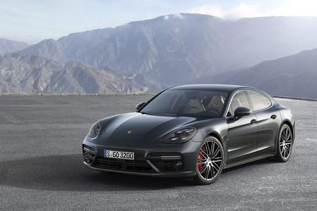 Porsche Panamera Revision