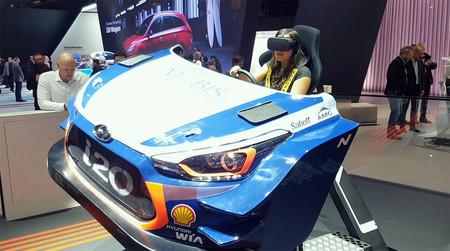 Realidad Virtual Hyundai
