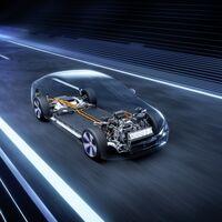 El nuevo eléctrico EQS de Mercedes-Benz, tendrá una autonomía superior a los 700 km