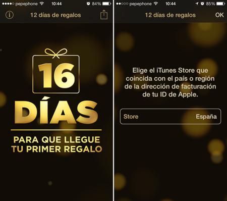 12 días de regalos Apple
