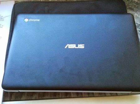 ASUS también tendrá su propio Chromebook, se filtran las primeras imágenes