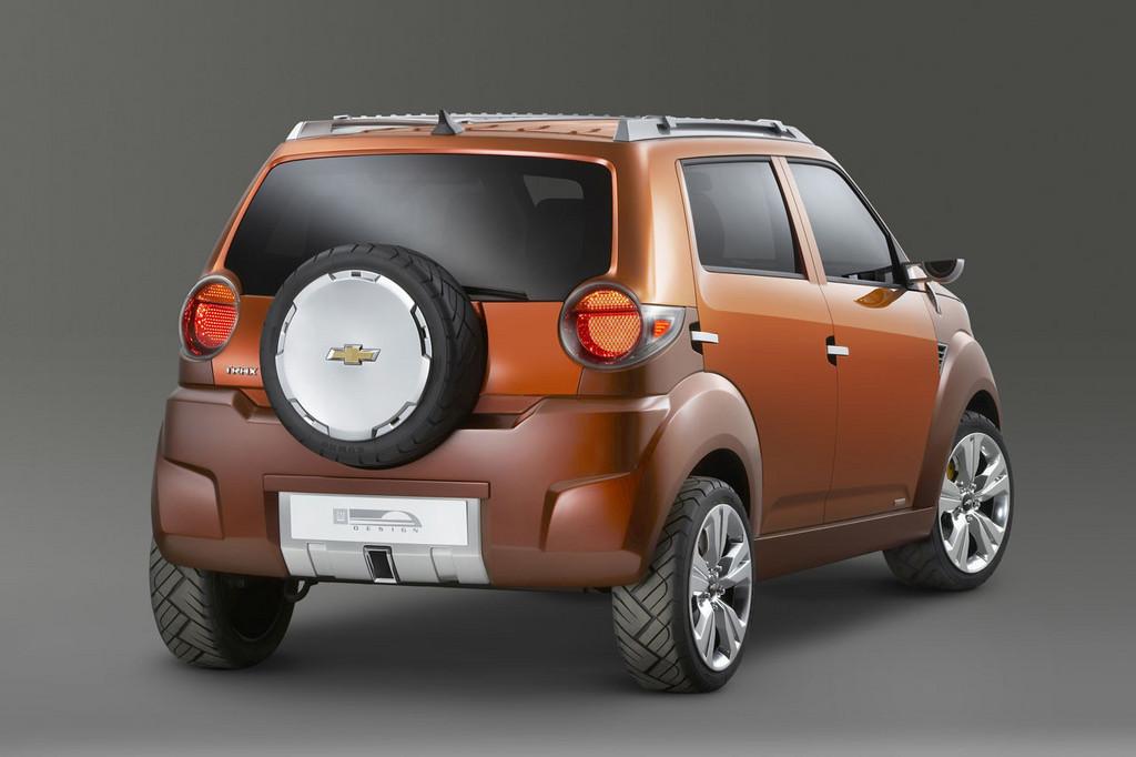 Foto de Chevrolet Trax Concept (4/11)