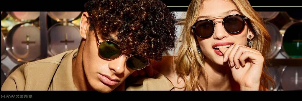 Ahorra un 20% en gafas de sol Hawkers gracias al cupón de descuento 20HAWKERS