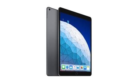 Black Friday 2019: Amazon te deja el iPad Air de 256 GB por 591,06 euros