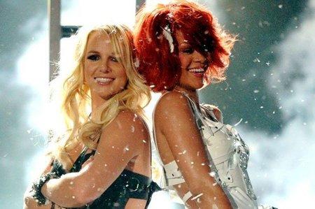Britney Rihanna