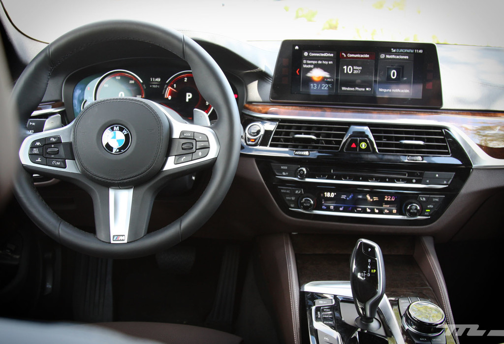 BMW 530d Prueba 22