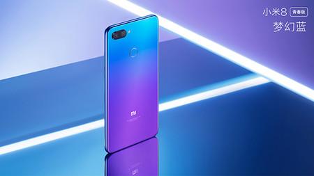 Xiaomi Mi 8 Lite Fantasy Blue