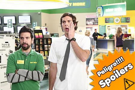 'Chuck' culmina con un buen final su excelente segunda temporada