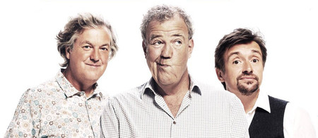 Clarkson, Hammond y May se encargarán de guiarte, o algo así, en Waze