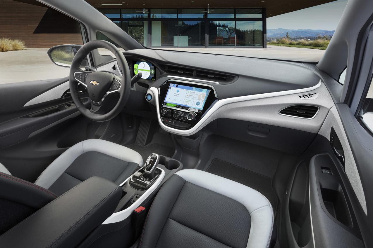 Foto de 2017 Chevrolet Bolt EV (17/25)