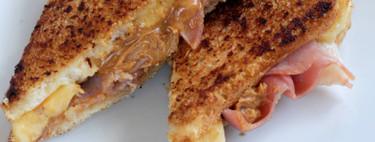 El sándwich favorito de Elvis Presley, receta energética para desayunos o meriendas