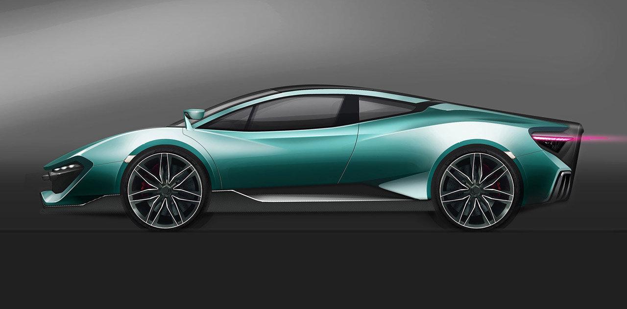 Torino Design ATS Wildtwelve