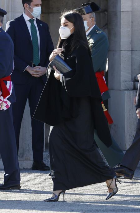Reina Letizia Ortiz Pascual Militar 2021