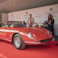 Ferrari sigue siendo la marca favorita de la gente... incluso quienes pueden comprarlos