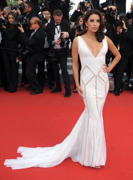 Eva Longoria Cannes 2012 Día 2