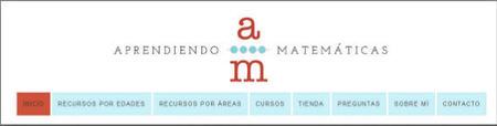 Aprendiendo Matemáticas ha estrenado web