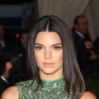 El escotazo lateral de Kendall Jenner en la Gala del Met 2015