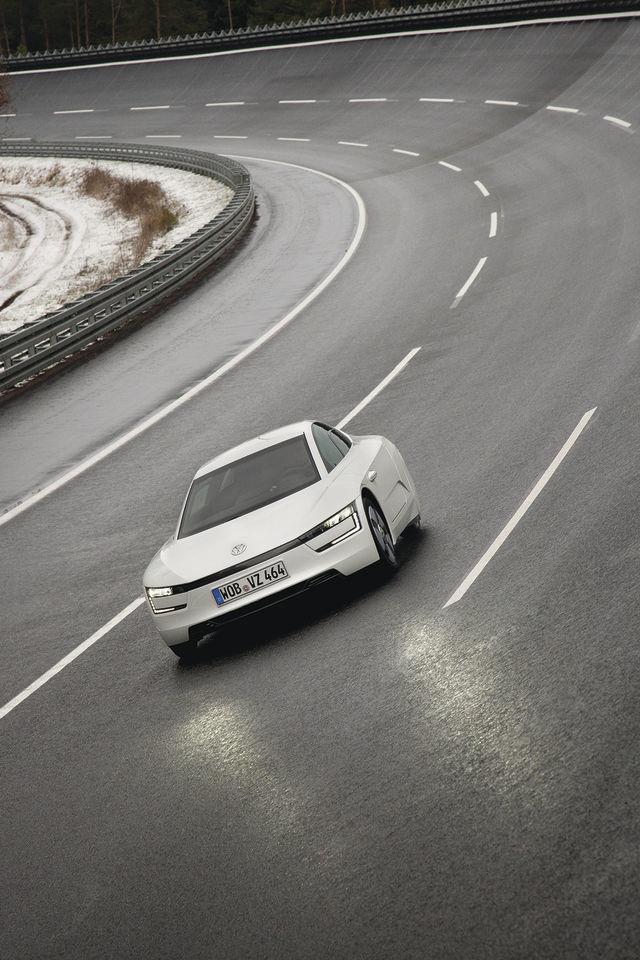 Foto de Volkswagen XL1 2013 (44/49)