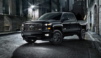Chevrolet Silverado Midnight Edition