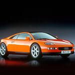 El Audi Quattro Spyder es el antepasado del Audi R8 y esta es su historia
