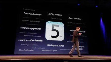 iOS 5, quince nuevas características además de las diez presentadas oficialmente y primera galería de imágenes