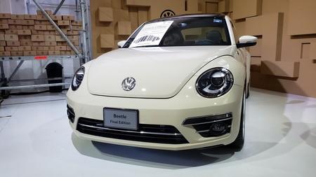 Volkswagen venderá los últimos 65 Beetle Final Edition por internet