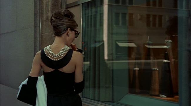 Audrey Hepburns Style In Breakfast At Tiffanys