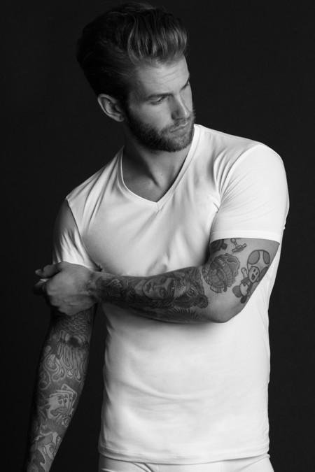 André Hamann presenta una nueva colección underwear de Tezenis, un motivo más para amar a esta marca