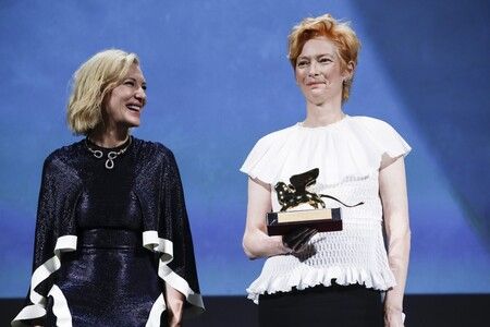 Cate Blanchett y Tilda Swinton