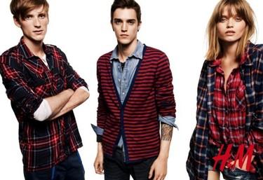 H&M: Nuevas fotos de la campaña Divided, Otoño 2010