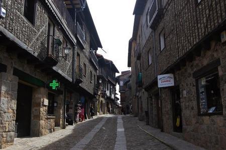 La Alberca de Salamanca, un pueblo Monumento Histórico Nacional