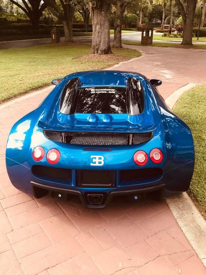 Foto de Bugatti Veyron Replica (6/16)