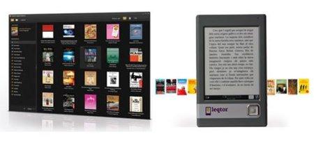 Leqtor, apuesta seria por el libro electrónico en España y con lector a 200 euros
