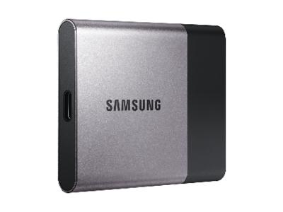 Más compacto, resistente, USB-C y con 2 TB: así es el nuevo SSD portátil T3 de Samsung