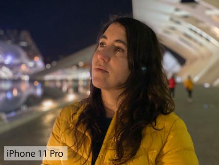 Iphone 11 Pro Retrato Noche