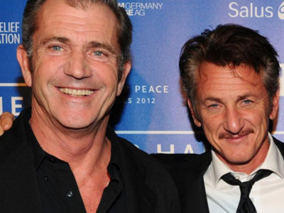 Mel Gibson y Sean Penn protagonizarán 'The Professor and the Madman'