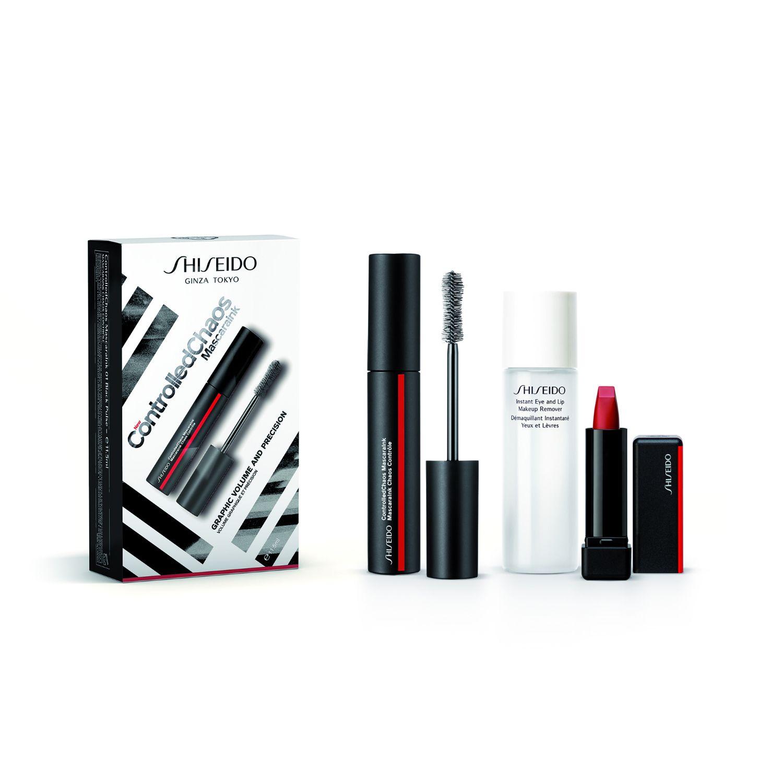Estuche ControlledChaos Mascaraink de Shiseido