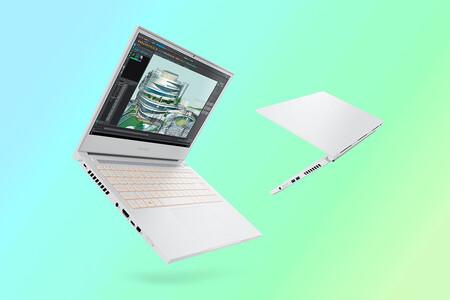 El portátil Acer ConceptD 3 Pro es una bestia para trabajar: gráfica Quadro T1000 y 16 GB RAM a 1.599 euros en Amazon, su mínimo