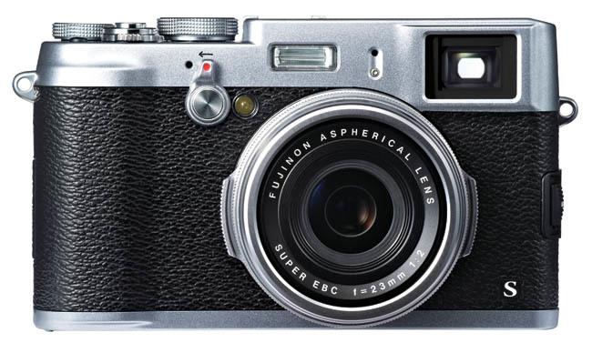Fujifilm X100S frontal