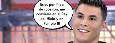'PoliDeluxe Trío': Kiko Jiménez le fue infiel a Gloria Camila con Cristini y con Isa Pantoja cuando ya estaba saliendo con Asraf