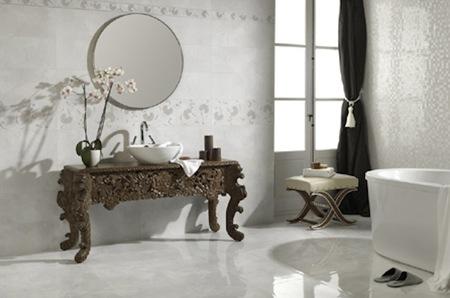 Tendencias en pavimentos y revestimientos para el baño