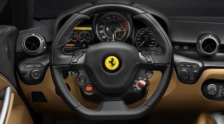 Ferrari F12 Berlinetta panel