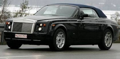 2007 Rolls Royce Cabriolet