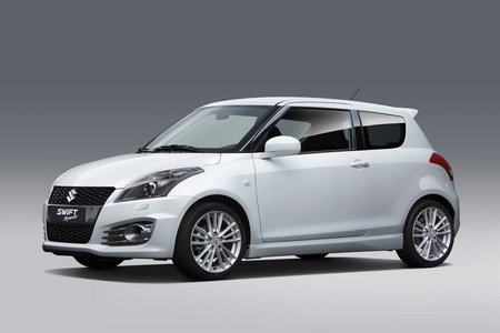Suzuki Swift Sport, otra novedad en Fráncfort