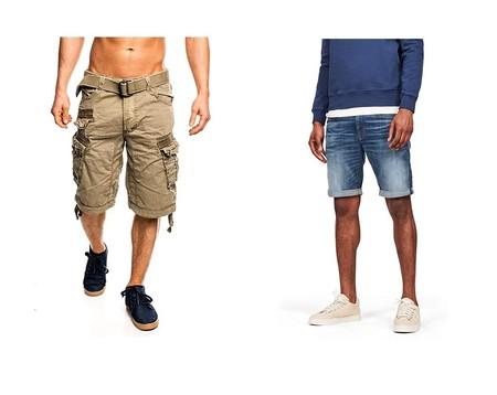 Chollos por menos de 30 euros en pantalones cortos Levi's, Geographical Norway o G-Star disponibles en Amazon