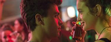 'Élite' pretende ser el drama de instituto de una generación pero le falta ambición y fuerza