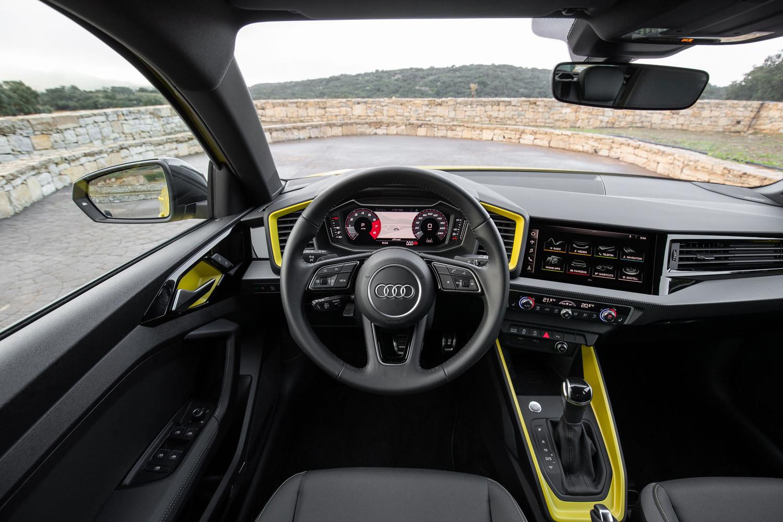 Foto de Audi A1 2018, toma de contacto (165/172)