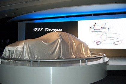 Porsche 911 Targa 4S en Los Angeles, ¿de qué color será?