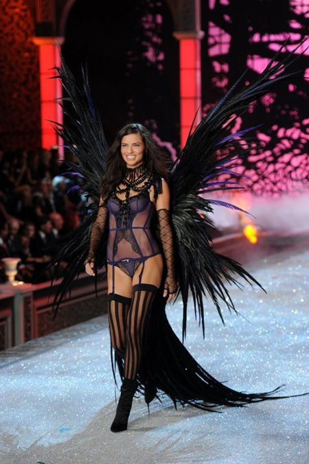 Adriana Lima Victorias Secret Fashion