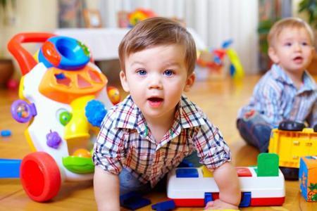 Bebés, virus y escuela infantil